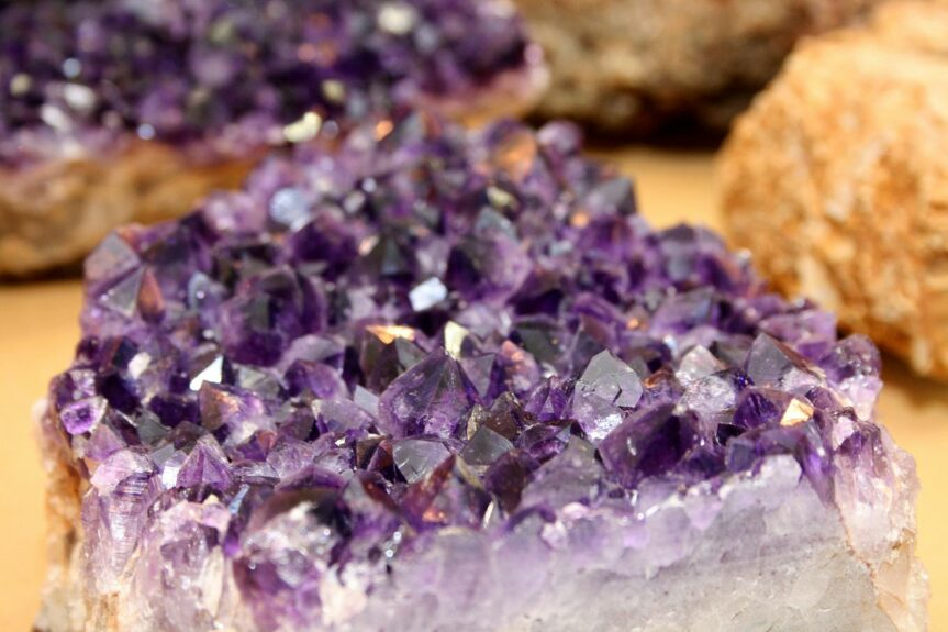 Burza minerálů