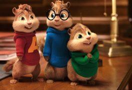 Kino – Alvin a Chipmunkové: Čiperná jízda
