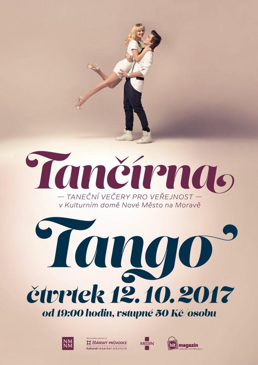 Tančírna- Tango