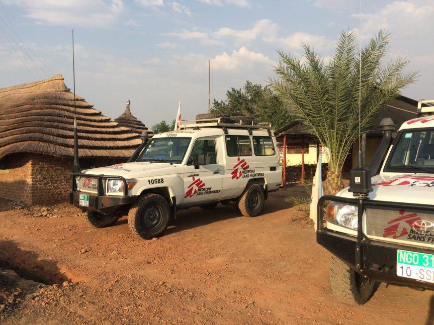Beseda s MUDr. Dušanem Machem – Jižní Súdán