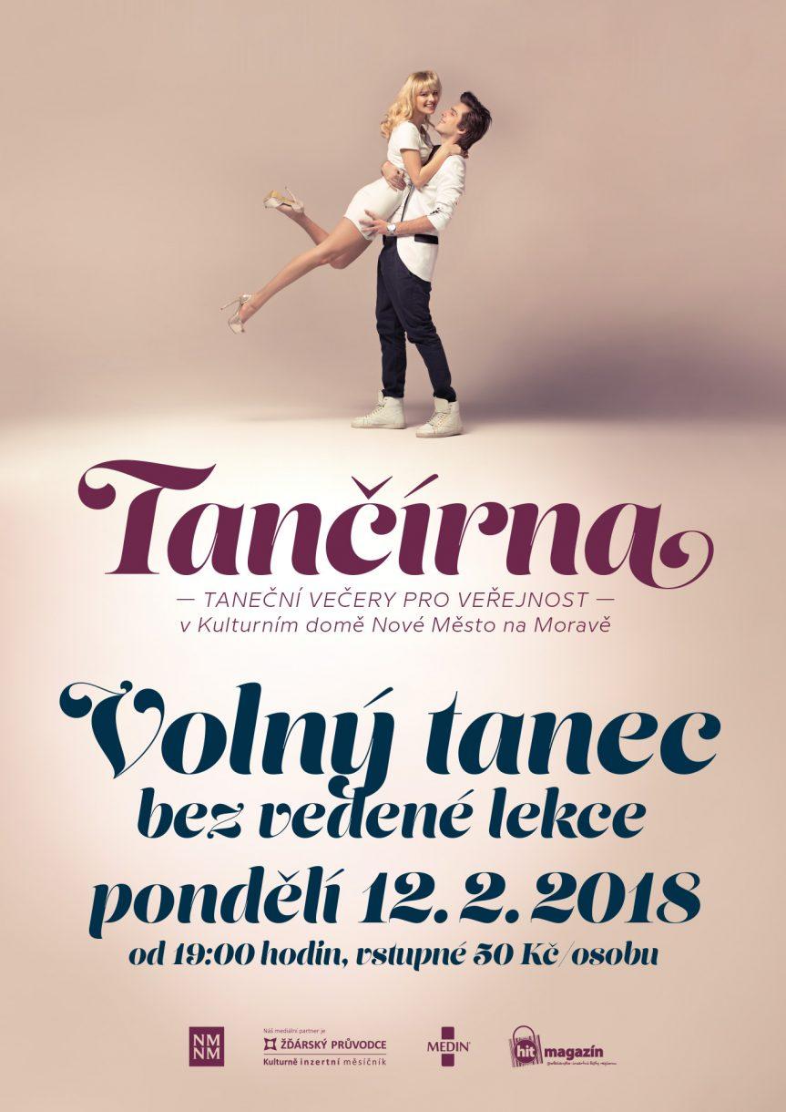 Tančírna – volný tanec