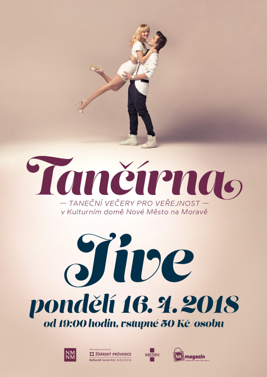 Tančírna – Jive