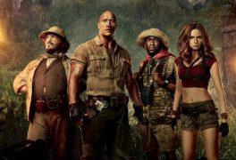Kino – Jumanji: Vítejte v džungli!
