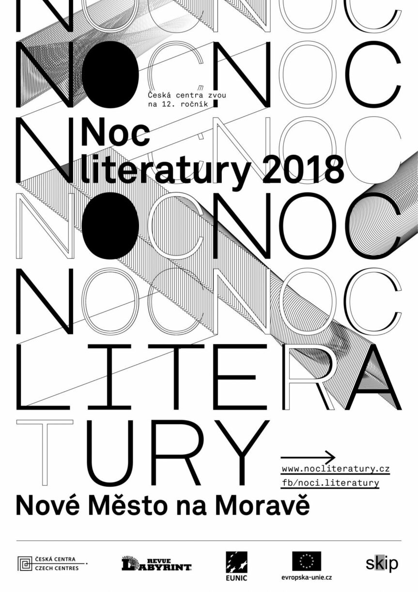 Noc Literatury 2018
