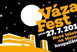 Váza Fest 2018 – 5. ročník hudebního festivalu