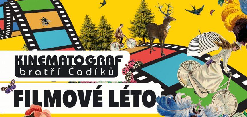 Letní kino- Kinematograf Bratří čadíků