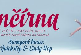 Tančírna – QUICK STEP & LINDY HOP