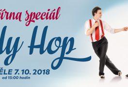 Tančírna speciál – LINDY HOP