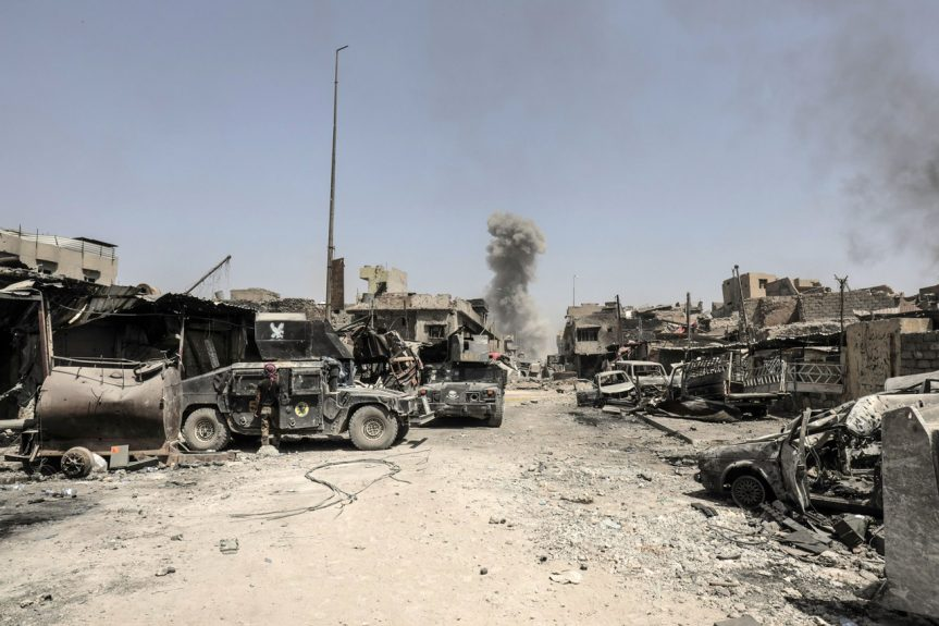 Kino – V Mosulu