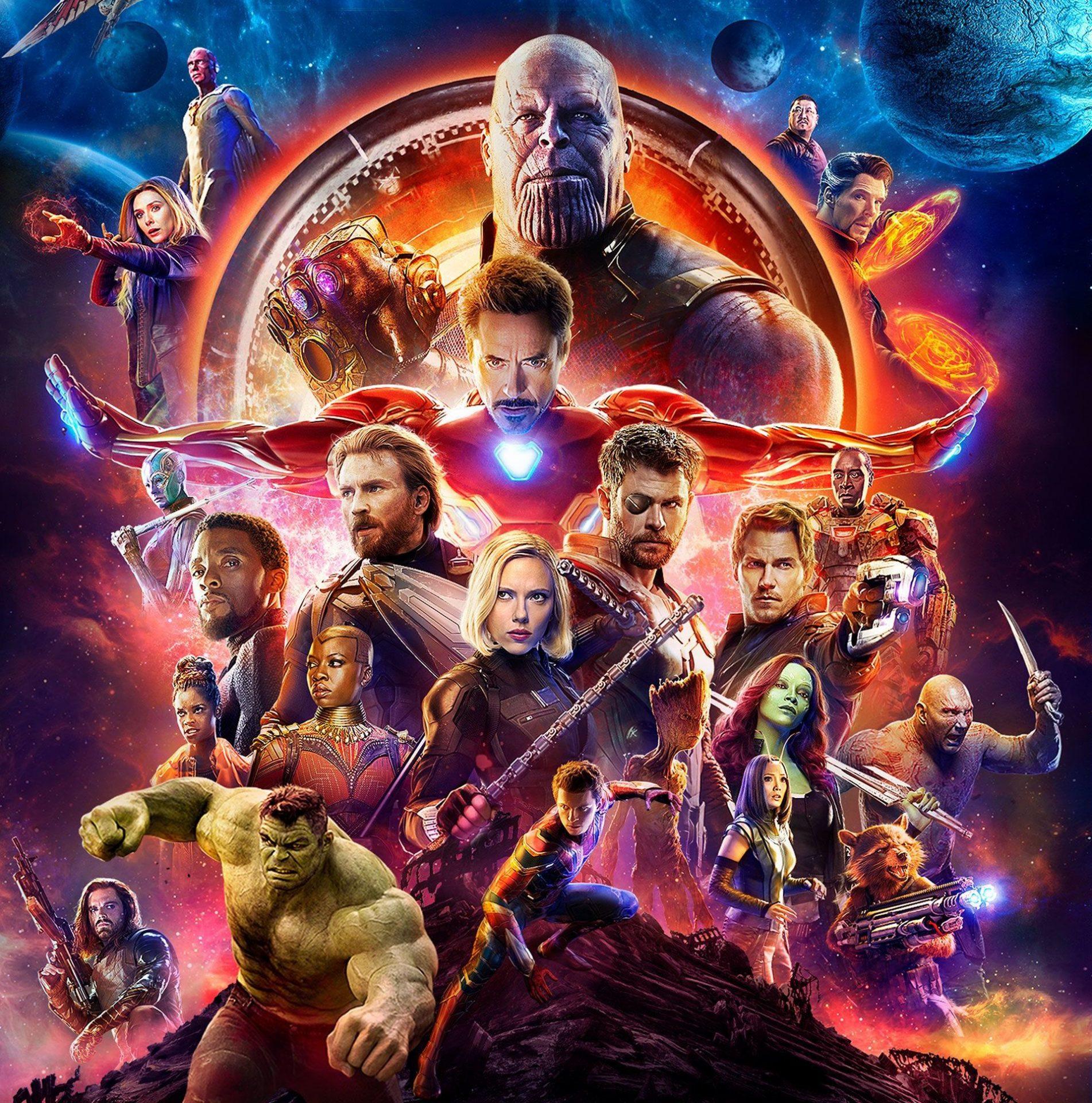 Cinestar Avengers