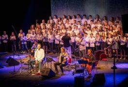 Vánoční koncert Ondřeje Rumla – fotoreportáž