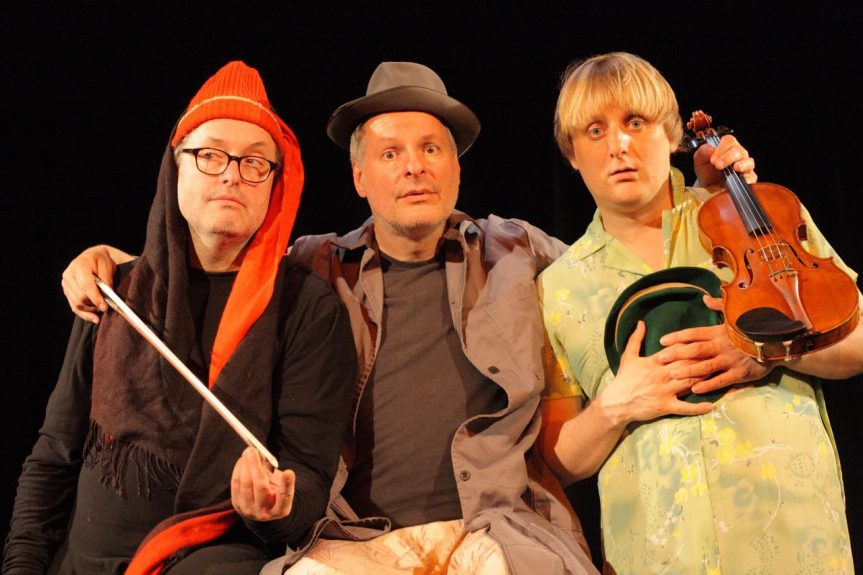 Milostný trojůhelník – divadlo