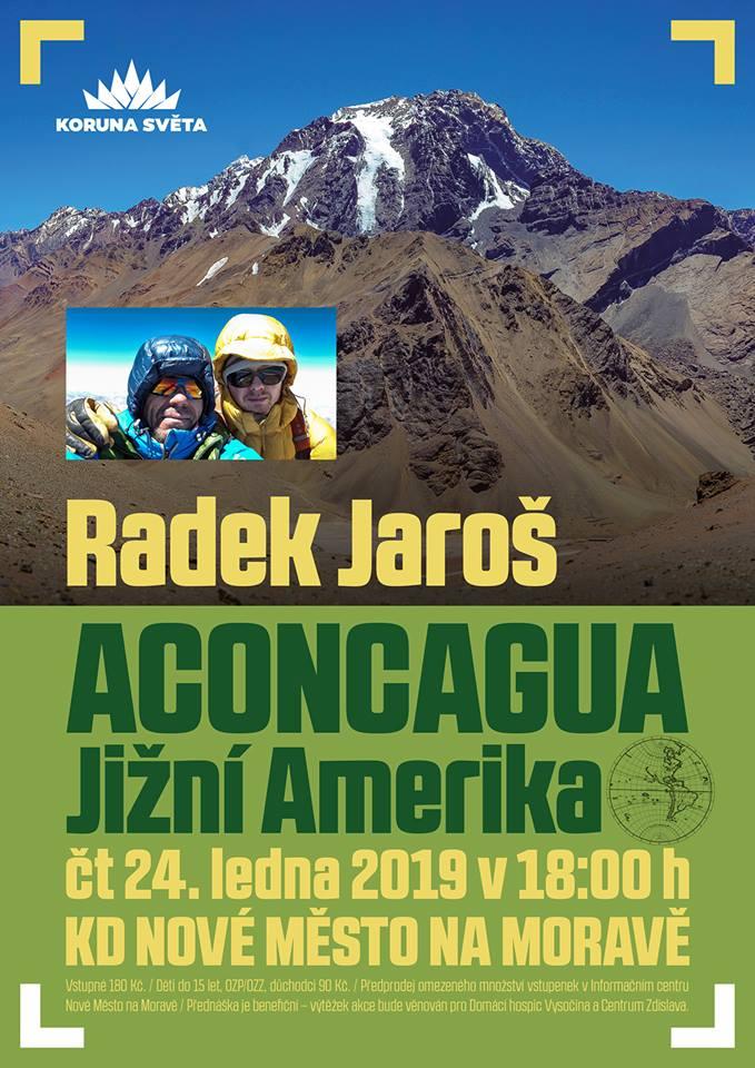Koruna světa: Aconcagua, Jižní Amerika – Radek Jaroš