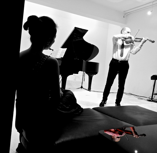 Tomáš Mach & Hiroko Matsumoto – koncert v Podpalubí
