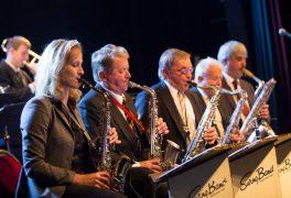 Žďárský swingový orchestr – swing a pop