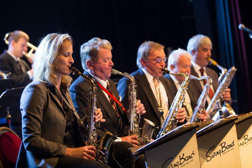 Žďárský swingový orchestr