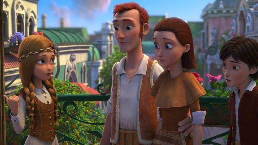 Kino – Sněhová královna: V zemi zrcadel