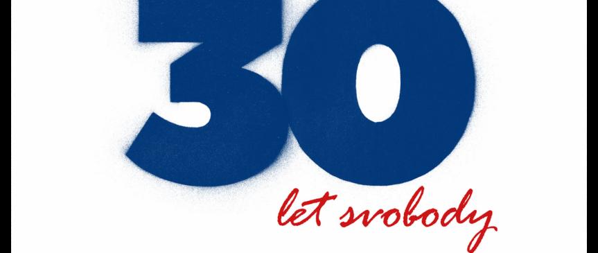 Vzpomínková akce k 30. výročí 17. listopadu