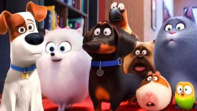 Kino – Tajný život mazlíčků 2