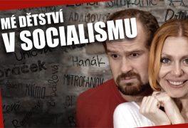 Listování – Mé dětství v socialismu