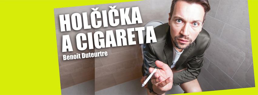 Holčička a cigareta – Listování