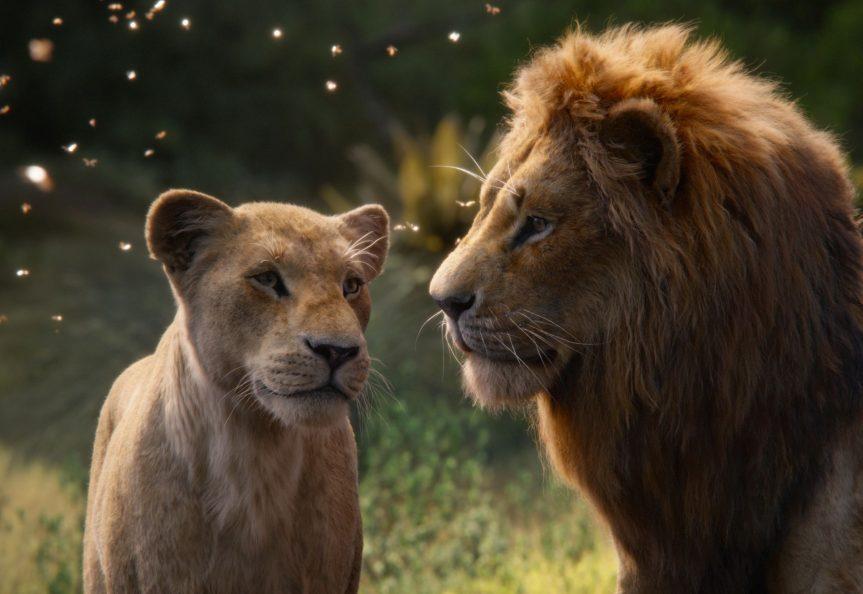 Kino – Lví král