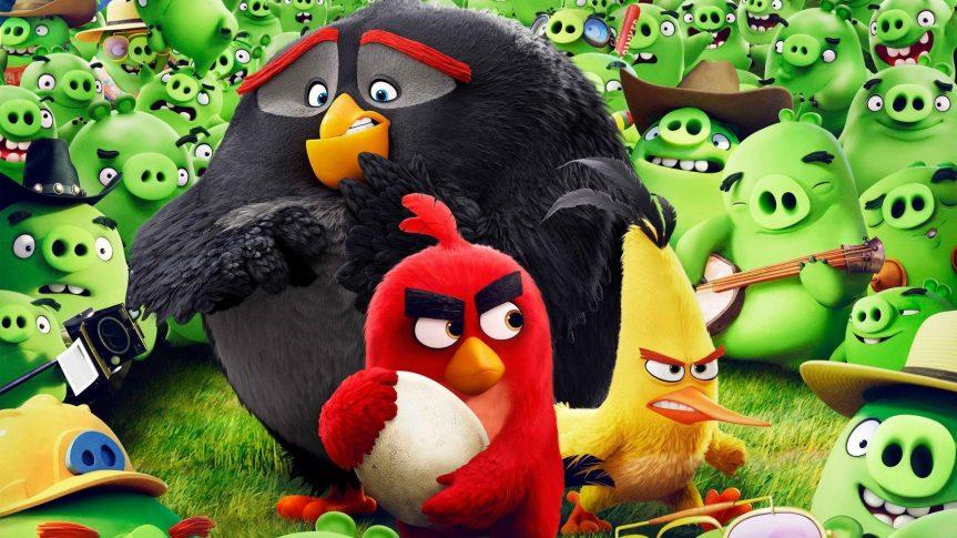 Kino – Angry Birds ve filmu 2