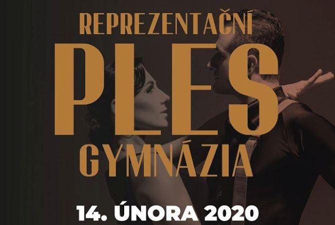 Reprezentační ples gymnázia 2020