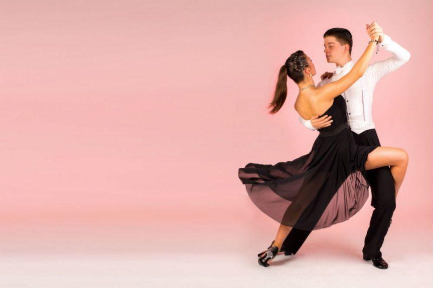 Taneční kurzy 2020