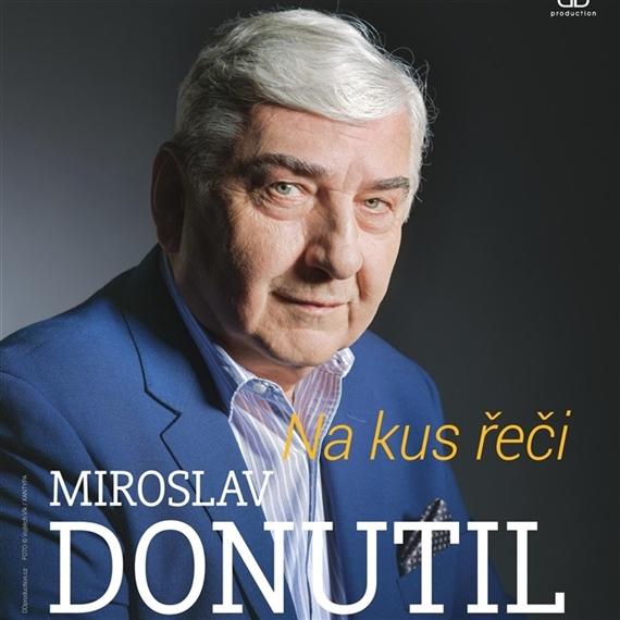 Miroslav Donutil – Na kus řeči