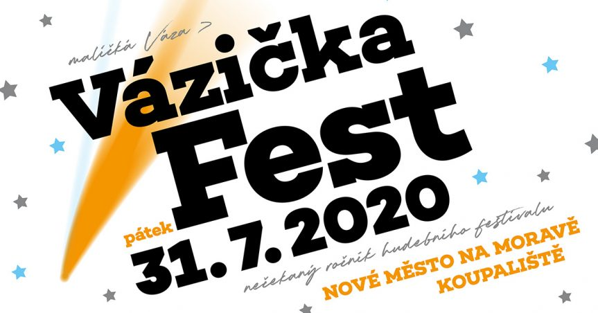 Vázičkafest – nečekaný ročník hudebního festivalu