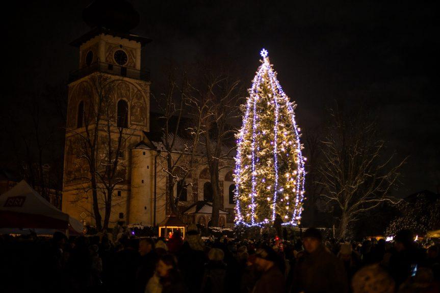 Zahájení adventu v Novém Městě na Moravě