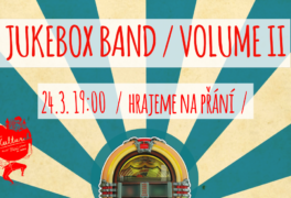 JukeBox Band – Volume II ONLINE STREAM