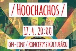 Hoochachos – živě z kulturáku