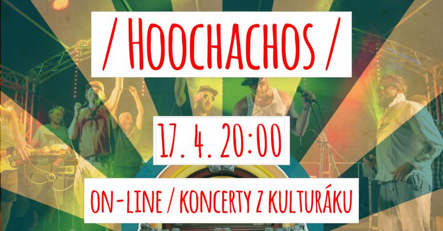 Hoochachos – živě právě teď