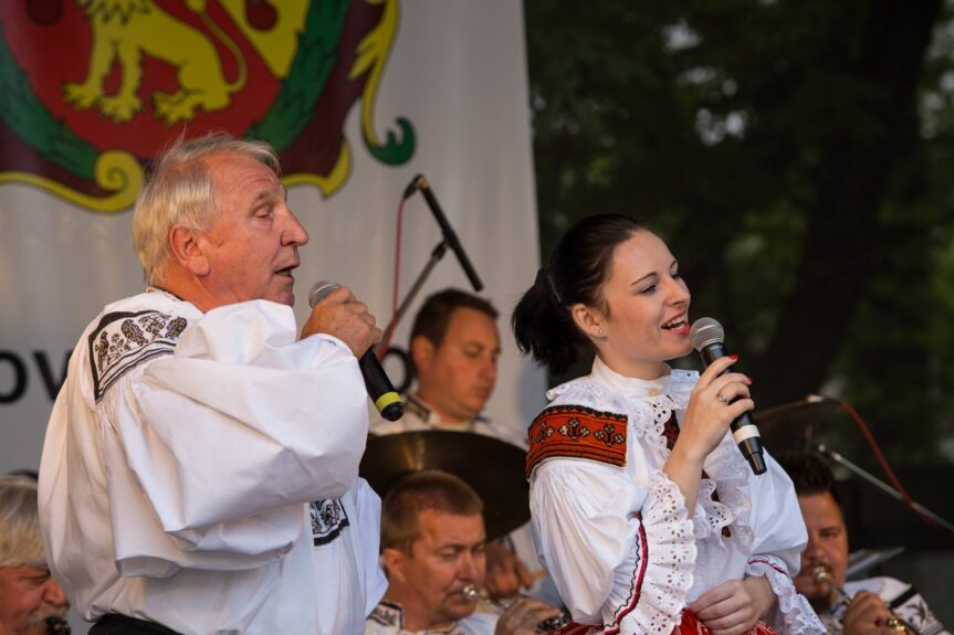 Vlčnovjanka – Slovácká krojovaná hudba