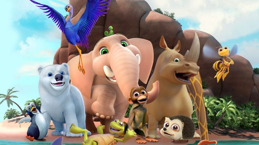 Letní kino – Hurá do džungle